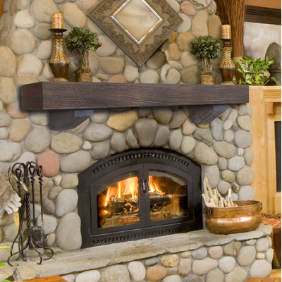 No 820 heritage series fireplaces by roye - Types fireplace mantel shelves choose ...